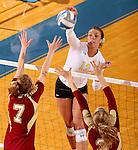 Denver at South Dakota State University Volleyball