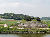 Pavillon Sisadan bei bei Konfuzius-Akademie Dosan Seowon bei Andong, Provinz Gyeongsangbuk-do, Südkorea, Asien<br /> pavilion Sisadan at Confucius Academy Dosan Seowon near Andong,  province Gyeongsangbuk-do, South Korea, Asia