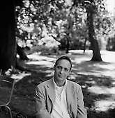 "Paris, France.August  2001..David Sedaris.Best Selling Author - NPR Humorist..""Playwright, author, radio star, and retired elf David Sedaris may be the most brilliantly witty New Yorker since Dorothy Parker."".---.New York Magazine."