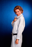 1994 file photo - Olympic athlete Myriam Bedard<br /> <br /> PHOTO : Agence Quebec Presse - stephane Fournier