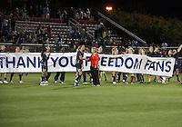 Washington Freedom vs Atlanta Beat September 11 2010