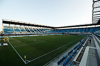 San Jose Earthquakes v Portland Timbers, September 19, 2020