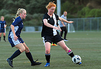 190522 Wellington Girls' 1st XI Football - Queen Margaret's College v St Mary's College