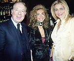 CARLO GIOVANELLI, FRANCESCA LO SCHIAVO E MARA VENIER<br /> COMPLEANNO ELSA MARTINELLI AL JEFF BLYNN'S   ROMA 2000