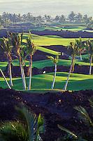 Hapuna Prince, No. 14, Big Island, Hawaii.  Architect: Arnold Palmer/Ed Seay