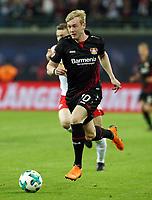 Julian Brandt      <br /> 1. Bundesliga /  2017/2018 / 09.04.2018 / RB Leipzig RBL vs. Bayer 04 Leverkusen 180409039 /        *** Local Caption *** © pixathlon<br /> Contact: +49-40-22 63 02 60 , info@pixathlon.de