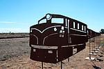 Parachilna Railway Station, Flinders Ranges National Park, South Australia