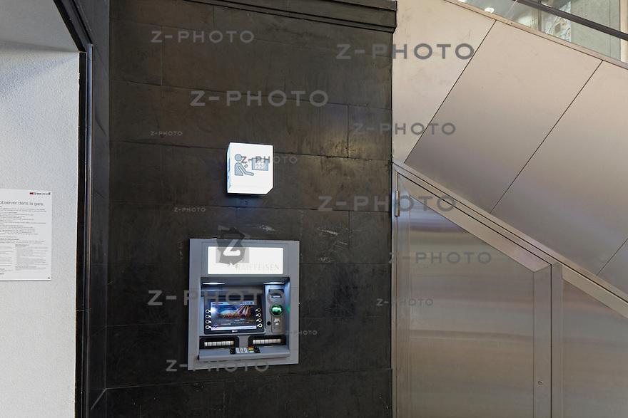 Geschaefte Bahnhof Biel am 26. Oktober 2011<br /> Mehr Bahnhof fuer SBB Immobilien<br /> <br /> Copyright © Zvonimir Pisonic / SBB CFF FFS