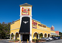 Charley's Steak House and Seafood Grill, Kissimmee, Florida, USA.