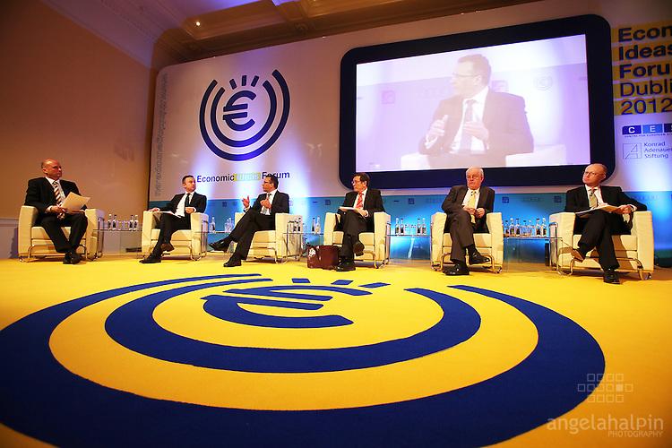 European Economic Forum - Dublin Castle - 19th & 20th April 2012