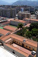 Palermo / Italia <br /> Carcere 'Malaspina' -  Istituto penale per minorenni.<br /> Foto Livio Senigalliesi