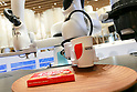 Robots Pepper and duAro to work in NESCAFE Coffee Shop