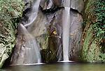 Waterfall, Borneo, Malaysia