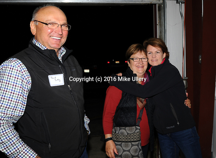 National Aviation Hall of Fame Hanger Party at Moraine Air Park on September 30, 2016.