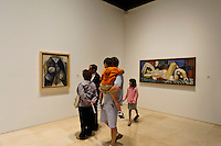 Museo Picasso in Malaga, Andalusien, Spanien