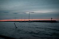Estland, Strand der Insel Naissaar [beim ersten Nargen Gesangs-Festival] 28.06.2014<br /> <br /> Engl.: Europe, the Baltic, Estonia, Naissaar island, first Naissaar Song Celebration, song festival, culture, sea, 28 June 2014