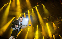 14.05.2015, Red Bull Ring, Spielberg, AUSTRIA <br /> ACDC in concerto Rock or Bust Tour <br /> Angus Young <br /> Foto EXPA/ Sandro Zangrando/Insidefoto