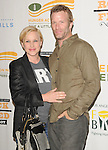 Patricia Arquette & Thomas Jane at The Rock a Little ,Feed a lot benefit concert to support the L.A. Regional Food Bank & Feeding America held at Club Nokia in Los Angeles, California on September 29,2009                                                                   Copyright 2009 DVS / RockinExposures