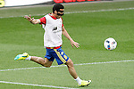Spain's Pedro Rodriguez during training session previous friendly match. May 31,2016.(ALTERPHOTOS/Acero)