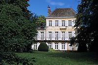 Europe/France/Bourgogne/21/Côte d'Or/Aloxe-Corton: Le Château de Corton Grancey des Bourgognes Latour