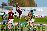 Gearoid Mahoney, Causeway during the Kerry County Senior Hurling Championship Final match between Kilmoyley and Causeway at Austin Stack Park in Tralee