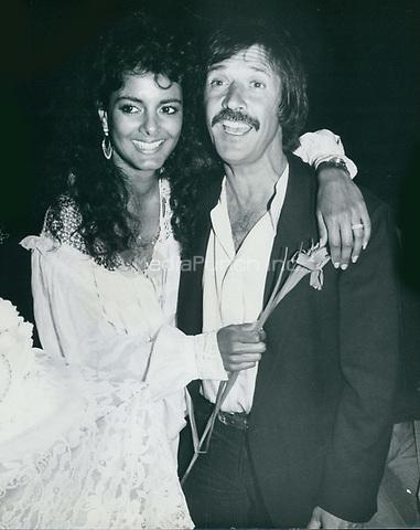 Sonny Bono wife Susie Coelho 1981<br /> Photo By John Barrett-PHOTOlink.net / MediaPunch