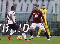 Torino 08-11-2020<br /> Stadio Grande Torino<br /> Campionato Serie A Tim 2020/21<br /> Torino - Crotone <br /> nella foto: Lyanco Vojnovic                         <br /> foto Antonio Saia -Kines Milano