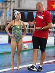 Sarah Mehain, Rio 2016 - Para Swimming // Paranatation.<br /> Team Canada trains at the Olympic Aquatics Stadium // Équipe Canada s'entraîne au Stade olympique de natation. 04/09/2016.