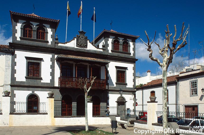 Spanien, Kanarische Inseln, Gran Canaria, Teror, Altstadt