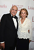 honoree Ken Langoneand wife Elaine Langone attend the New York Landmarks Conservancy's 22nd Living Landmarks Gala on November 5, 2015 at The Plaza Hotel in New York, New York. USA<br /> <br /> photo by Robin Platzer/Twin Images<br />  <br /> phone number 212-935-0770