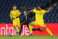 Paris St Germain's Idrissa Gueye in action with Borussia Dortmund's Emre Can    <br /> Photo Pool/Panoramic/Insidefoto