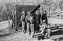 Iraq 198?<br /> Choir of peshmergas in the mountains during the armed struggle<br /> Irak 198?<br /> Choeur de peshmergas dans les montagnes pendant la lutte armée