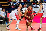 Guangzhou Long Lions vs Blackwater Elite during the Summer Super 8 at the Macao East Asian Games Dome on July 18, 2018 in Macau, Macau. Photo by Marcio Rodrigo Machado / Power Sport Images
