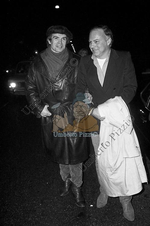 RUDOLF NUREYEV<br /> ROMA 1983