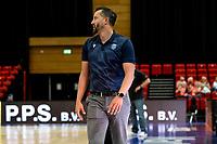 GRONINGEN - Basketbal , Open Dag met Donar - Antwerp Giants , voorbereiding seizoen 2021-2022, 05-09-2021,  Donar coach Matthew Otten