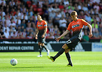 Swansea City's Jay Fulton during the Sky Bet Championship match between Sheffield United and Swansea City at Bramall Lane, Sheffield, England, UK. Saturday 04 August 2018