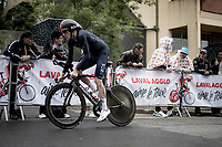 Tao Geoghegan Hart (GBR/INEOS Grenadiers)<br /> <br /> Stage 5 (ITT): Time Trial from Changé to Laval Espace Mayenne (27.2km)<br /> 108th Tour de France 2021 (2.UWT)<br /> <br /> ©kramon