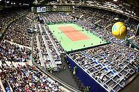 12-2-10, Rotterdam, Tennis, ABNAMROWTT,Centrecourt, interview, food