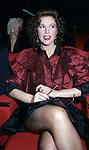 STEFANIA SANDRELLI<br /> AL TEATRO SISTINA ROMA 1988