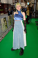 "Ashnikko<br /> at the ""MATANGI / MAYA / M.I.A."" premiere, Curzon Mayfair, London<br /> <br /> ©Ash Knotek  D3432  19/09/2018"
