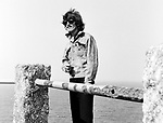 Beatles George Harrison during Magical Mystery Tour September 1967<br />© Chris Walter
