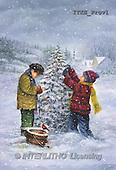 Isabella, CHRISTMAS CHILDREN, paintings(ITKEPROV1,#XK#)