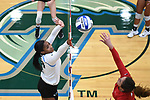 Tulane Volleyball vs South Alabama
