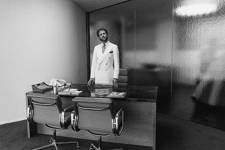 White Blazer, Los Angeles, 1979