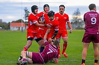 200718 Horowhenua Kapiti Club Rugby - Shannon v Toa