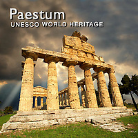 Paestum UNESCO World Heritage Site Pictures. Photos & Images of Paestum