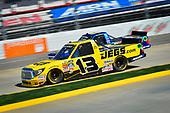 NASCAR Camping World Truck Series<br /> Alpha Energy Solutions 250<br /> Martinsville Speedway, Martinsville, VA USA<br /> Saturday 1 April 2017<br /> Cody Coughlin<br /> World Copyright: Logan Whitton/LAT Images<br /> ref: Digital Image 17MART1LW1649