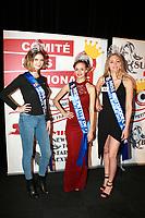 MARINA GENOVESE Miss BESTMODEL JUNIOR 2017, OCEANE CARPENTIER Miss PETITE DE FRANCE 2017 & MORGANE DE SAINT POL Miss BESTMODEL FRANCE 2017- Elections Miss BESTMODEL FRANCE & MISS PETITE DE FRANCE 2017