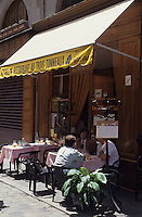 Europe/France/Rhône-Alpes/69/Rhône/Lyon: Bouchon lyonnais rue des Maronniers