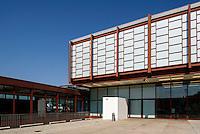 Museum 21er Haus,  österreichischer Pavillon zur Expo 58 in Brüssel, Arsenalstr. 1, Wien, Österreich<br /> Museum 21er house, Austrian pavilion for Expo 58, Vienna, Austria